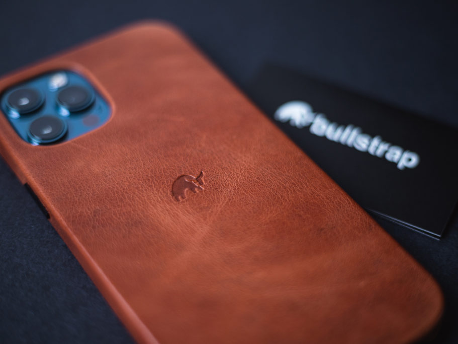 Bullstrap Sienna Leather Case for iPhone 12 Pro Max